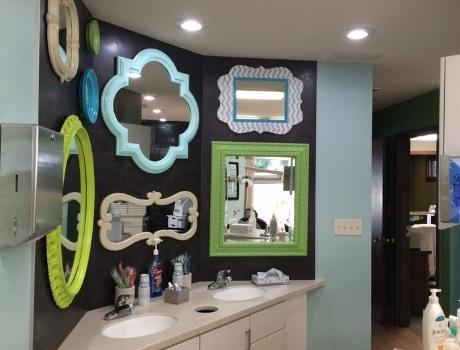 Austin Office Mirrors